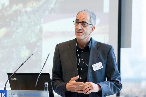 Dr. Dawid Danilo Bartelt, Leiter des Brasilienbüros der Heinrich Böll-Stiftung (Bild: ZAK / Felix Grünschloß)